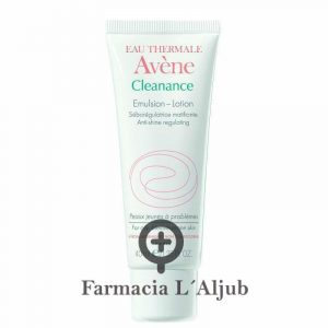 Avene cleanance emulsión sebo reguladora matificante 40ml