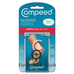Compeed Ampollas Hidrocoloide T-Med 5 Ud