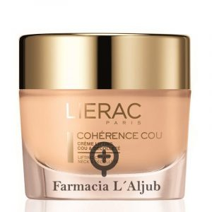 Lierac Coherence COU crema efecto lifting cuello y escote 50ml