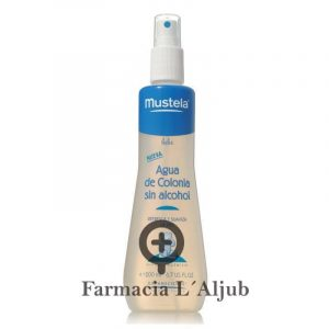 Mustela agua de colonia bebé sin alcohol 200ml