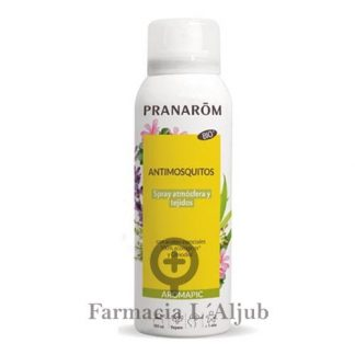 Pranarom Aromapic spray ambiental antimosquitos casa y ropa 100ml