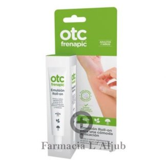 OTC Frenapic emulsión roll-on para las picaduras de insectos 15ml