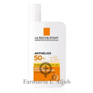 La Roche Posay Anthelios 50+ fluido invisible